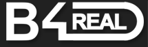 B4REAL Logo